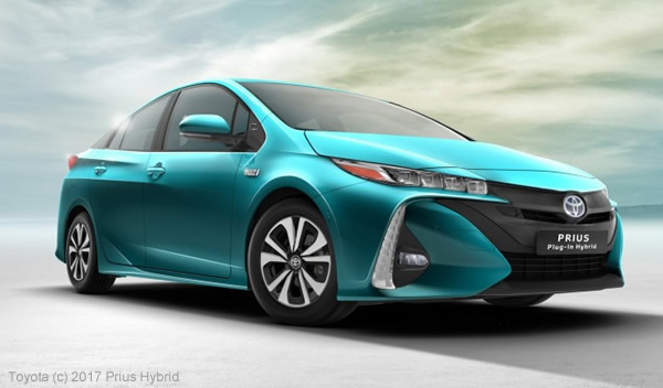 Toyota Prius 1.8 Hybrid Plug In